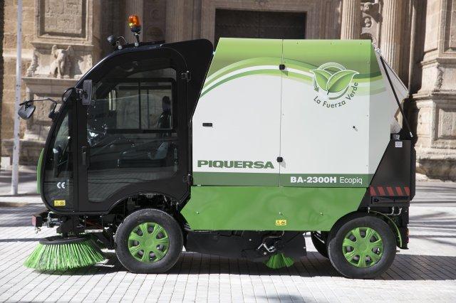 piquersa ba-2300H outside